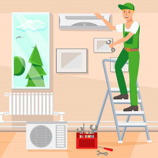تعمیر لوازم برقی منزل