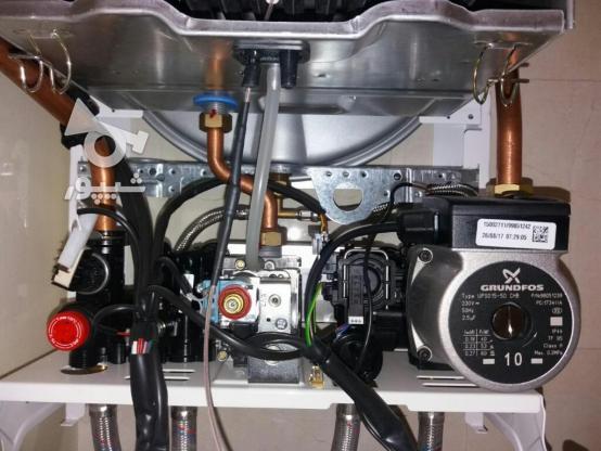 تعمیر و نصب سیستم گرمایشی تاچی