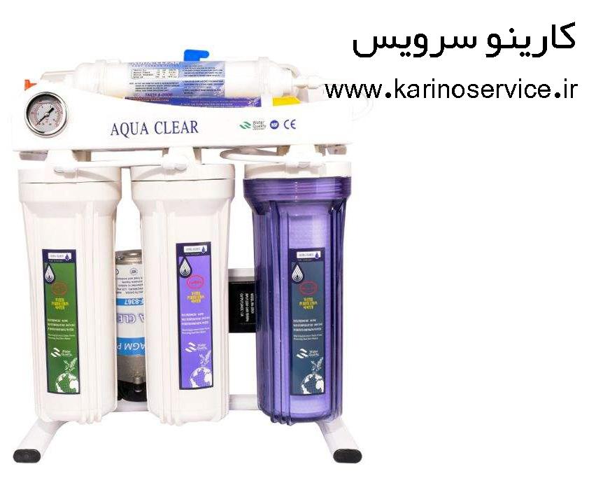 تعمیر و نصب انواع دستگاه تصفیه آب