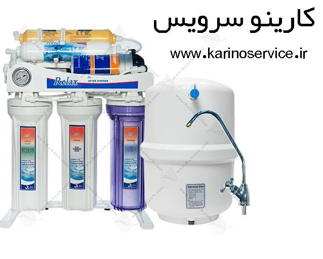 نصب و تعمیر انواع دستگاه های تصفیه آب